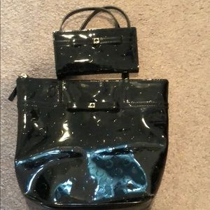 Kate Spade Matching Tote and Wallet